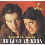 Lysa Ansaldi & Christophe Maé (Le Roi Soleil) - Un geste de vous