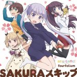 Fourfolium - Sakura Skip (TV)
