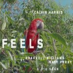 Calvin Harris feat. Pharrell Williams, Katy Perry, Big Sean - Feels