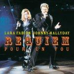 Johnny Hallyday - Lara Fabian - Requiem Pour Un Fou