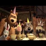 Masha y el Oso - Canto del Cumpleaños